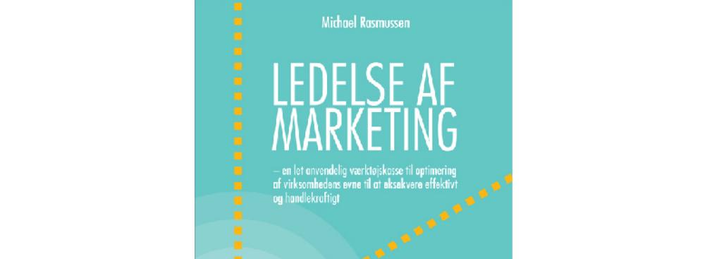 Forside af bogen 'Ledelse af Marketing'