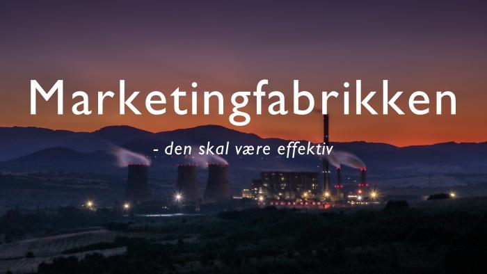 Marketing – få sat de kedelige opgaver på skinner